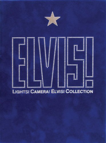 Lights Camera Elvis Presley Elvis Nr 8 DVD