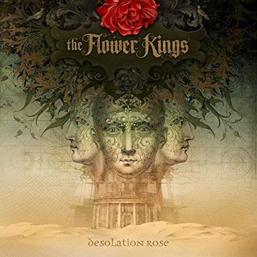 Flower Kings Desolation Rose 2 CD Digipak