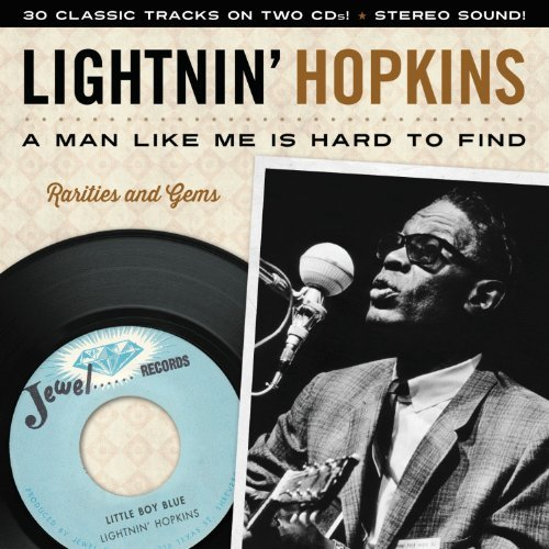 Lightnin' Hopkins Rarites & Gems