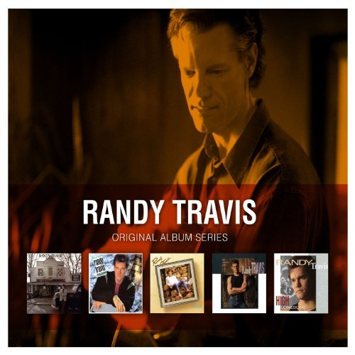Randy Travis Original Album Series 5 CD