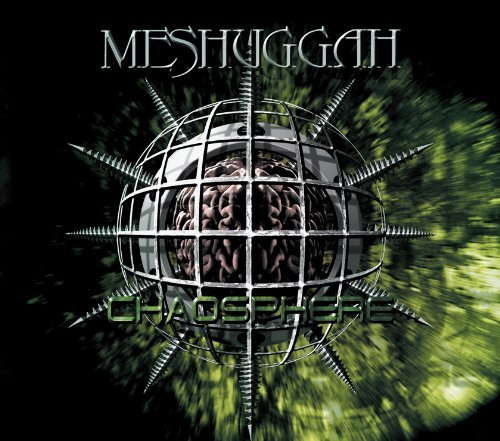 Meshuggah Chaosphere (re Issue) Lmtd Ed. Digipak Bonus Tracks