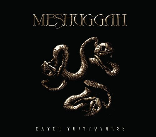 Meshuggah Catch Thirty Three Lmtd Ed. Digipak Bonus Tracks