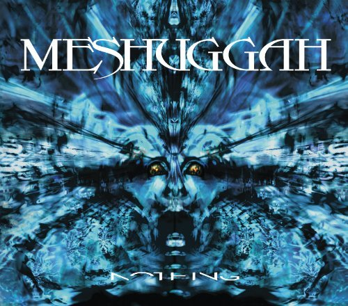 Meshuggah Nothing (re Issue) Lmtd Ed. Digipak Bonus Tracks