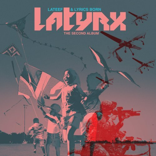 Latyrx Second Album Explicit Version 2 Lp