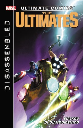 Joshua Hale Fialkov Ultimate Comics Ultimates Disassembled