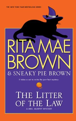 Rita Mae Brown The Litter Of The Law Large Print
