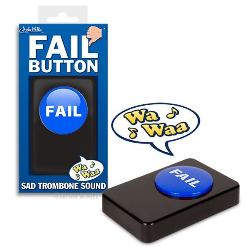 Novelty Fail Button
