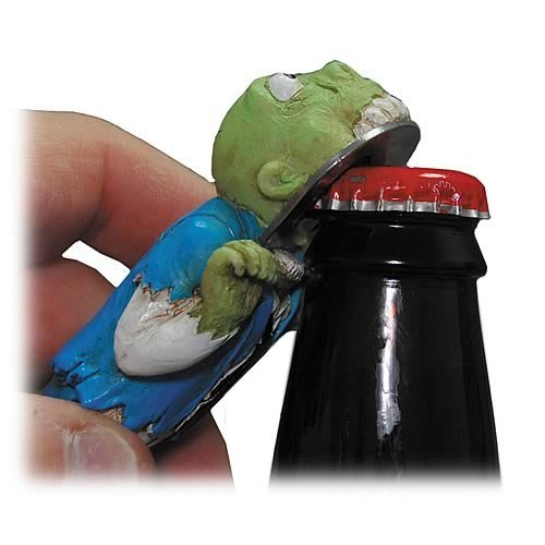 Spherewerx Zombie Figural Bottle Opener