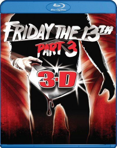 Friday The 13th Part 3 Kimmell Brooker Parks Blu Ray 3d R Ws