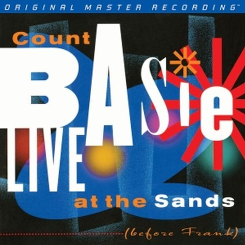 Count Basie Live At The Sands (before Fran Remastered