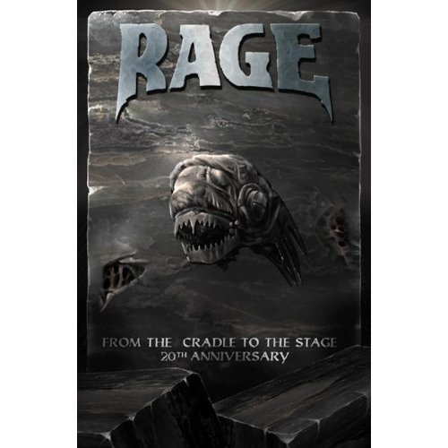 Rage From The Cradle To The Stage Import Nld 2 CD Set 2 DVD Set
