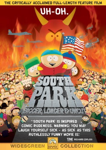 South Park Bigger Longer & Uncut DVD R Ws