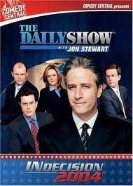 Daily Show Indecision 2004