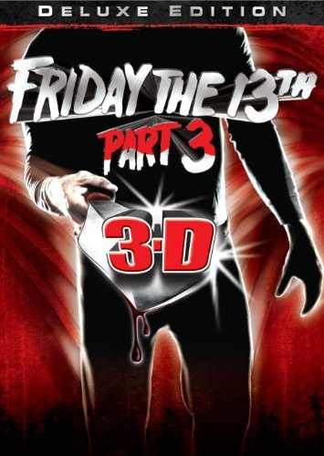 Friday The 13th Part 3 Kimmell Brooker Parks DVD 3d R Ws