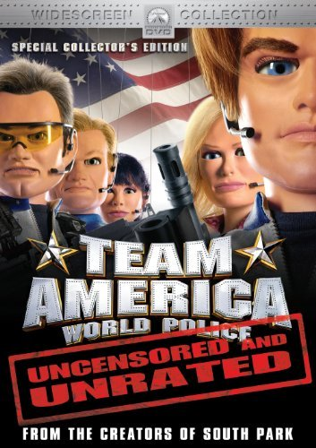 Team America World Police Team America World Police DVD R