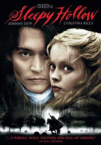 Sleepy Hollow Depp Walken Ricci DVD R