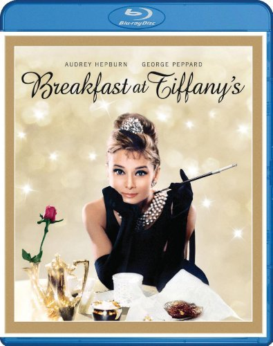 Breakfast At Tiffany's Hepburn Peppard Balsam Blu Ray Ws Nr