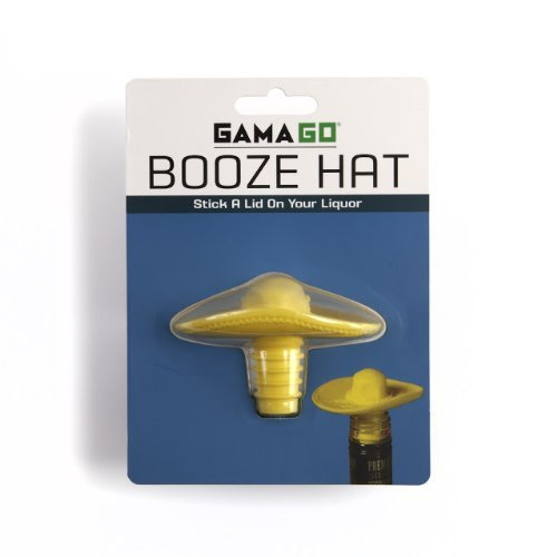 Novelty Booze Hat Sombrero