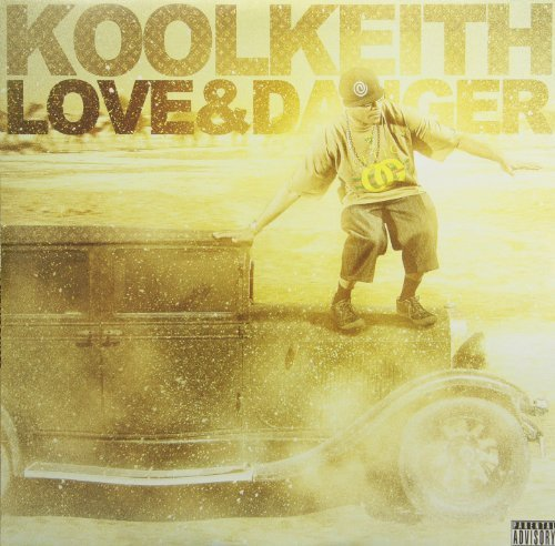 Kool Keith Love & Danger 2 Lp