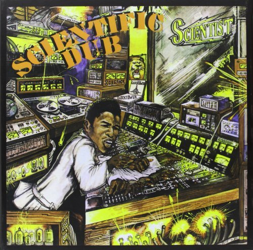 Scientist Scientific Dub Lmtd Ed. Colored Vinyl