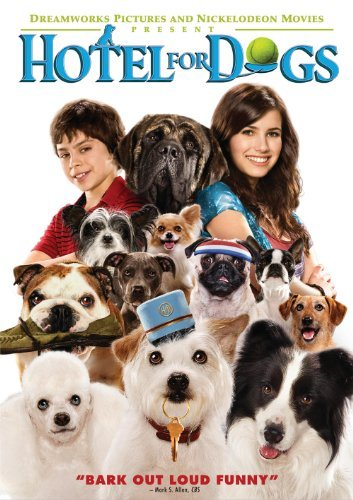 Hotel For Dogs Roberts Austin Cheadle Kudrow Ws Pg