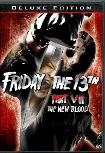 Friday The 13th Part 7 New Blood Banko Lincoln Spirtas DVD R Ws