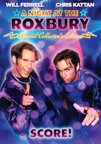 Night At The Roxbury Ferrell Kattan Shannon DVD Pg13