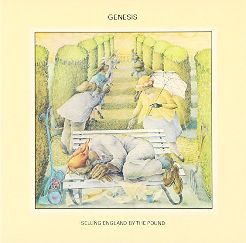 Genesis Selling England By The Pound Import Jpn Shm CD Lmtd Ed.