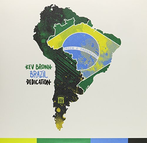 Kev Brown Brazil Dedication 10 Inch Colored Vinyl