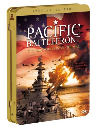 Pacific Battlefront Pacific Battlefront Tin Nr 3 DVD