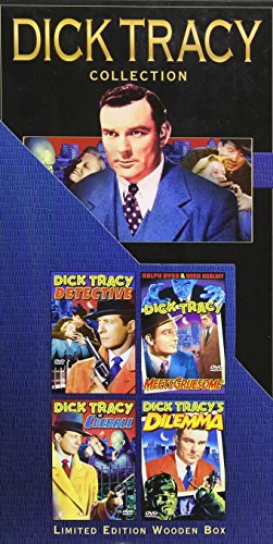 Dick Tracy Collection Dick Tracy Collection Nr 4 DVD