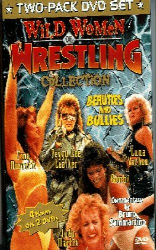 Wild Women Of Wrestling Wild Women Of Wrestling Nr 2 DVD