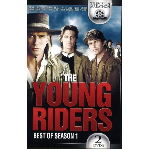 Stephen Baldwin Josh Brolin Greg Rainwater N A The Young Riders Best Of Season 1 (gift Box)