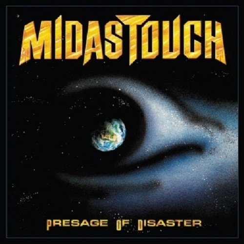 Midas Touch Presage Of Disaster 2 CD