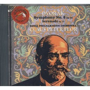 Antonin Dvorak Sym 8 In G Major Op. 88; Serenade For Strings In E Magor Op. 22