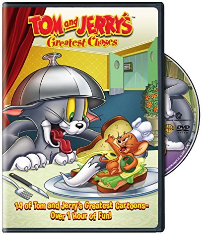 Tom & Jerry's Greatest Chases Tom & Jerry's Greatest Chases Nr