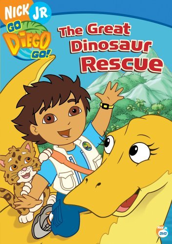 Great Dinosaur Rescue Go Diego Go