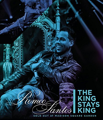 Romeo Santos King Stays King Sold Out At M King Stays King Sold Out At M