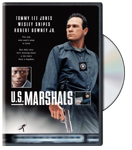 U S Marshals Jones Snipes Eco Package