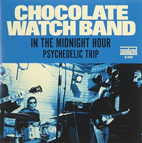 Chocolate Watch Band Psych Trip Midnight Hour Psych Trip Midnight Hour