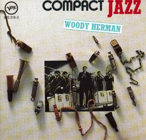 Woody Herman Compact Jazz Woody Herman