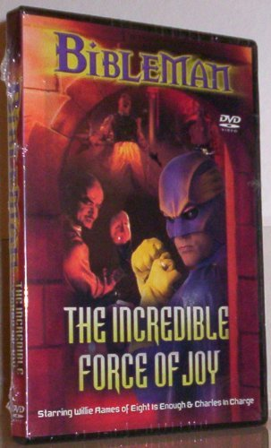 Bibleman Genesis Incredible Force Of Joy Nr