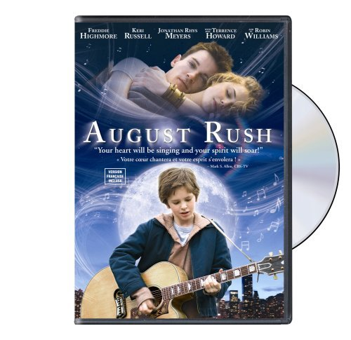 Freddie Highmore Keri Russell August Rush