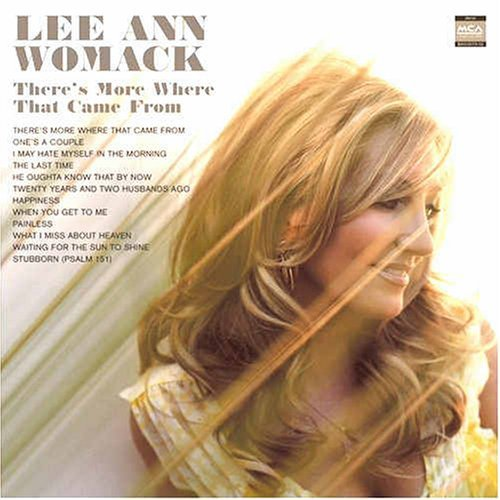 Lee Ann Womack There's More Where That Came From Expanded 2cd S