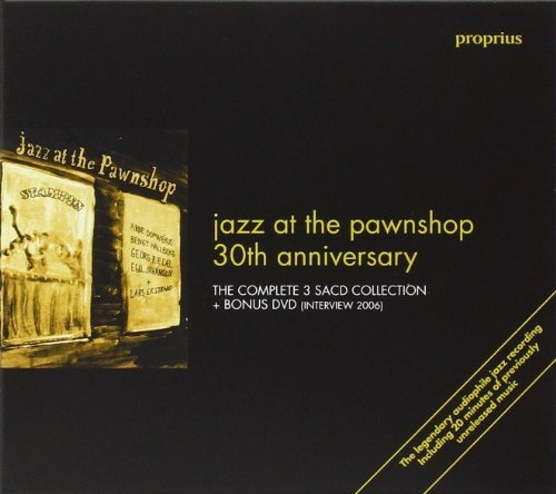 Jazz At The Pawnshop 30th Anni Jazz At The Pawnshop 30th Anni Sacd