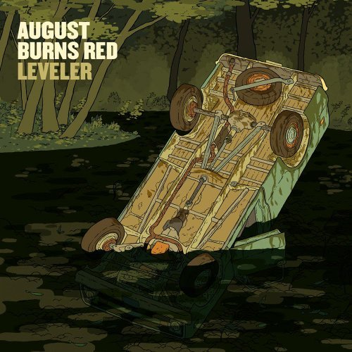 August Burns Red Leveler Deluxe Edition