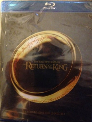 Elijah Wood Viggo Mortensen Cate Blanchett Ian The Lord Of The Rings The Return Of The King Exte Wood Mckellen Mortensen Astin Extended Cut Blu Ray