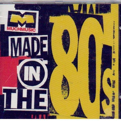 Simple Minds Duran Duran Thomas Dolby Billy Idol L Muchmusic's Made In The 80's