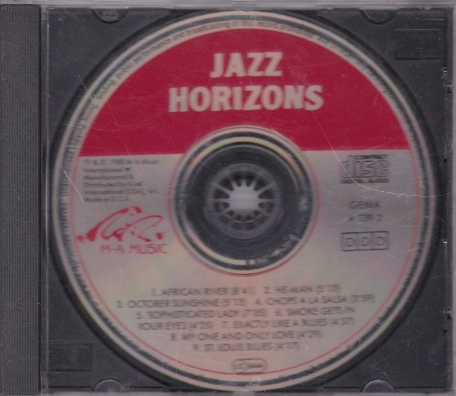 Various Artists Jazz Horizons The Best Of M. A. Music