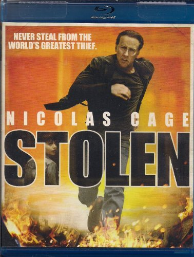 Stolen (2012 Blu Ray Rental Ready)